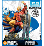 Batman/DC Universe Miniature Game 2nd Edition Miniatures Jason Blood & Demon *English Version*