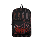 Slipknot Backpack Bag Wait And Bleed (RUCKSACK)