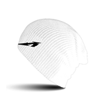 Metallica Cap Glitch M Circle - White (BEANIE)