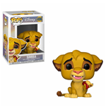 The Lion King POP! Disney Vinyl Figure Simba 9 cm