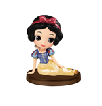 Disney Q Posket Petit Girls Festival Mini Figure Snow White 7 cm