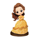 Disney Q Posket Petit Girls Festival Mini Figure Belle 7 cm