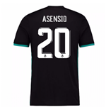 2017-18 Real Madrid Away Shirt (Asensio 20)