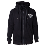 Jack Daniel's - Double hooded Men's Hoodie