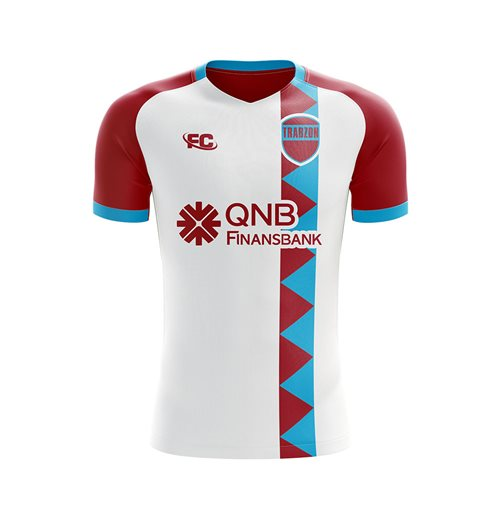 2018-2019 Trabzonspor Fans Culture Away Concept Shirt