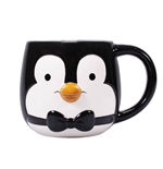 Mary Poppins Shaped Mug Penguin