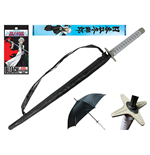 Bleach Sword Handle Umbrella Toshiro Hitsugaya Hyorinmaru