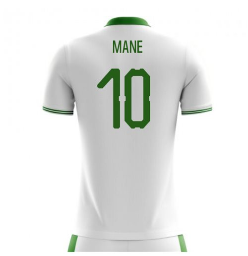 2018-2019 Senegal Home Concept Football Shirt (Mane 10) - Kids