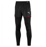 2018-2019 Arsenal Puma Pro Training Pants with Pockets (Black)