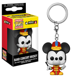 Mickey Mouse Keychain 334053