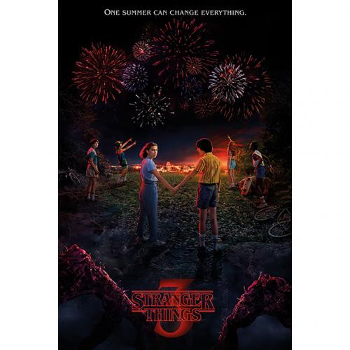 Stranger Things 3 Poster 191