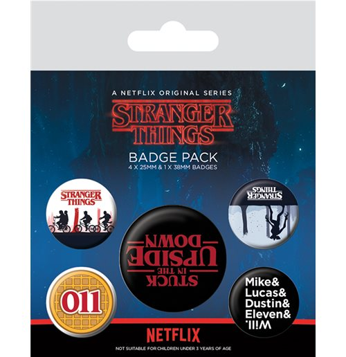 Stranger Things Pin 334220