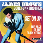 Vynil James Brown - Soul Funk Brother - Get On Up! - The Best Of The Early Years
