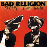 Vynil Bad Religion - Recipe For Hate