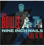 Vynil David Bowie With Nine Inch Nails - Live In '95
