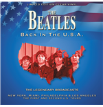 Vynil Beatles (The) - Back In The U.S.A - The Legendary Broadcasts - Clear Vinyl