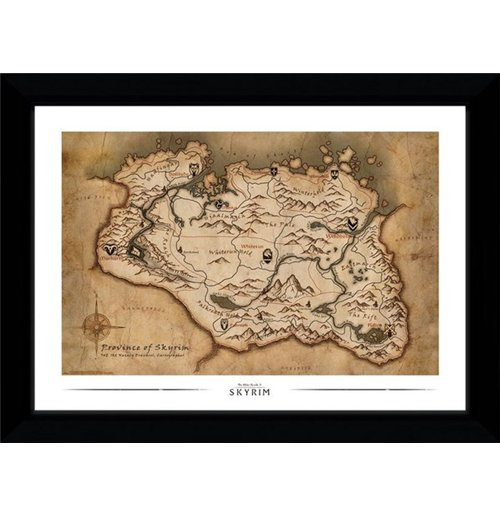 The Elder Scrolls Print 334459