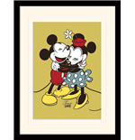 Mickey Mouse Print 334568