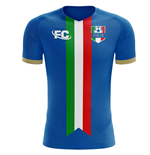 2018-2019 Italy Fans Culture Home Concept Shirt