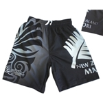 All Blacks Maori Black Swim Trunks