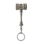 World of Warcraft Metal Keychain Doomhammer 7 cm