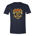Resident Evil 2 T-Shirt R.P.D. Badge