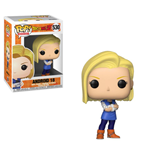 Dragonball Z POP! Animation Vinyl Figure Android 18 9 cm