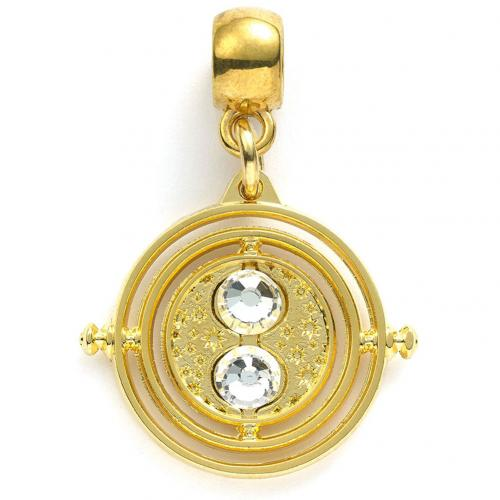 Harry Potter Bracelet Charm Time Turner