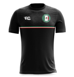 2018-2019 Mexico Fans Culture Away Concept Shirt