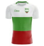 2018-2019 Bulgaria Flag Concept Football Shirt