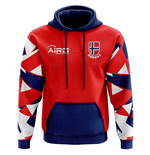 2018-2019 Norway Home Concept Football Hoody (Kids)
