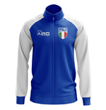Italy Concept Football Track Jacket (Blue)