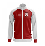 Gibraltar Concept Football Track Jacket (Red)