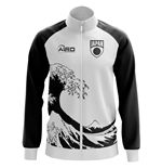 Japan Concept Football Track Jacket (White)