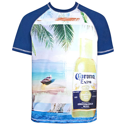 98ecd7eee5 🍺 Corona Extra Gadgets and T-shirts: Official Online Merchandise