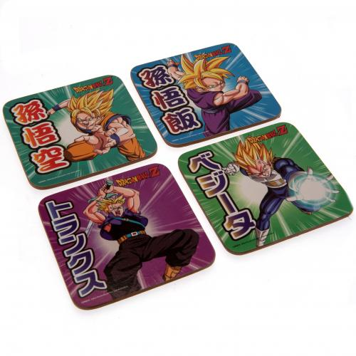 Dragon Ball Z Coaster Set
