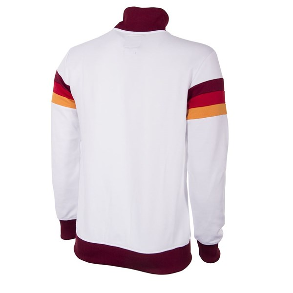 AS Roma 1981 - 82 Retro Football Jacket
