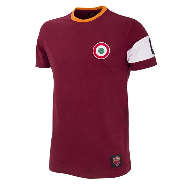 AS Roma Captain T-Shirt