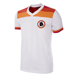 AS Roma 1978 - 79 Away Short Sleeve Retro Football Shirt