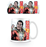 Shazam Mug Flexing Up A Storm