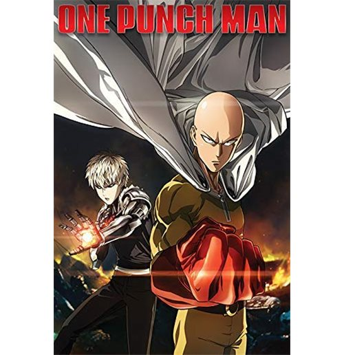 One-Punch Man Poster 335663