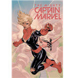 Captain Marvel Poster 335664
