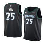 Men's Minnesota Timberwolves Derrick Rose Nike Classic Edition Swingman Jersey