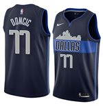 Men's Dallas Mavericks Luka Doncic Nike Statement Edition Swingman Jersey