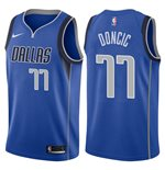 Men's Dallas Mavericks Luka Doncic Nike Icon Edition Swingman Jersey
