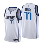 Men's Dallas Mavericks Luka Doncic Nike Association Edition Swingman Jersey