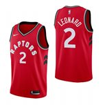Men's Toronto Raptors Kawhi Leonard Nike Red Icon Edition Swingman Jersey
