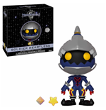 Kingdom Hearts 3 5-Star Vinyl Figure Soldier Heartless 8 cm
