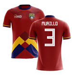 2018-2019 Colombia Home Concept Football Shirt (Murillo 3) - Kids