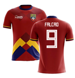 2018-2019 Colombia Home Concept Football Shirt (Falcao 9)